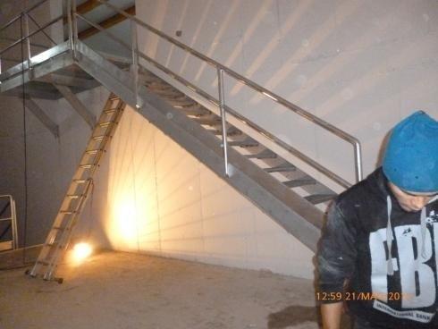 Scala Centrale Sorgazza 2012