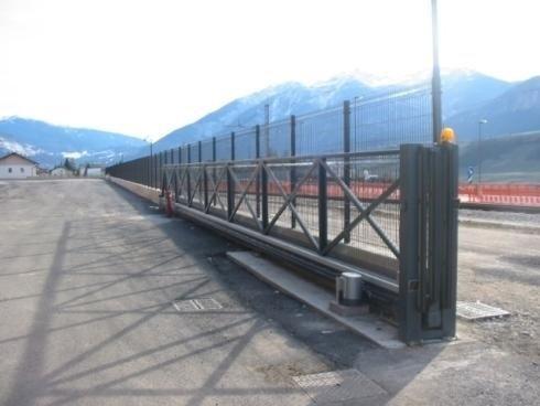 Cancello Sospeso ML14 MELINDA Val di Non