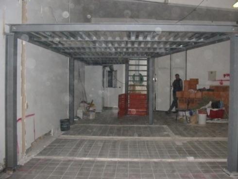 Soppalco Ospedale S. Chiara Trento