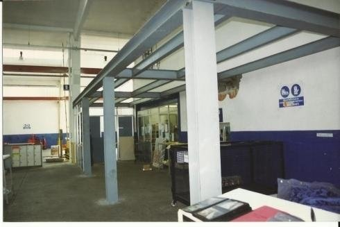 Soppalco Uffici Sede Executive Modena
