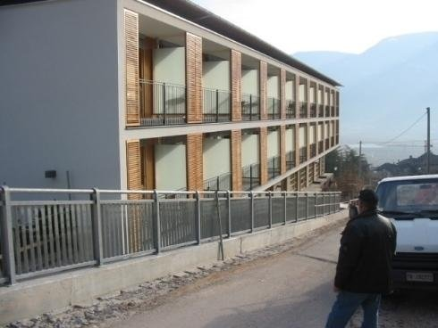 Parapetti Casa di Riposo Termeno 2003
