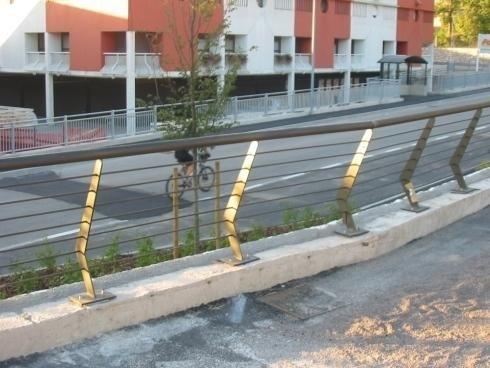 Parapetti Parco Martignano 2004