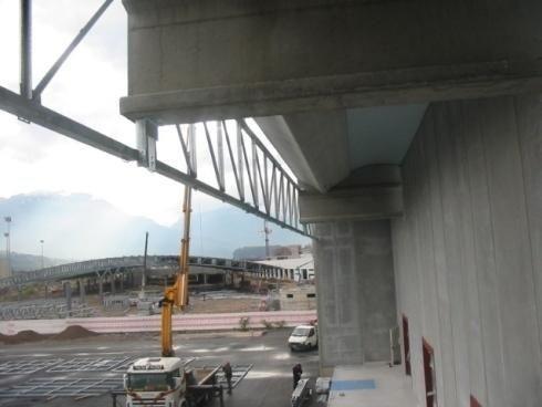 Struttura Tamponamento Logistica Trento 2003