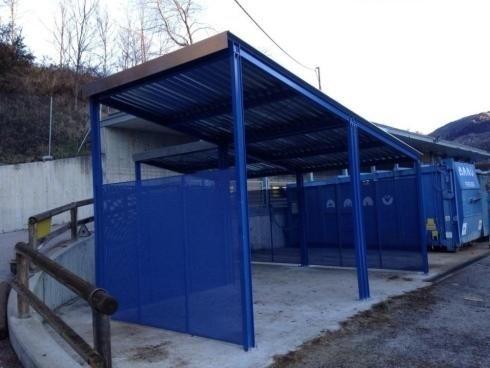Copertura Deposito CRM S Orsola terme AMNU Spa 12/2014