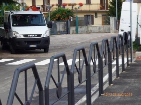 Parapetto TIPO TRENTO Roncafort