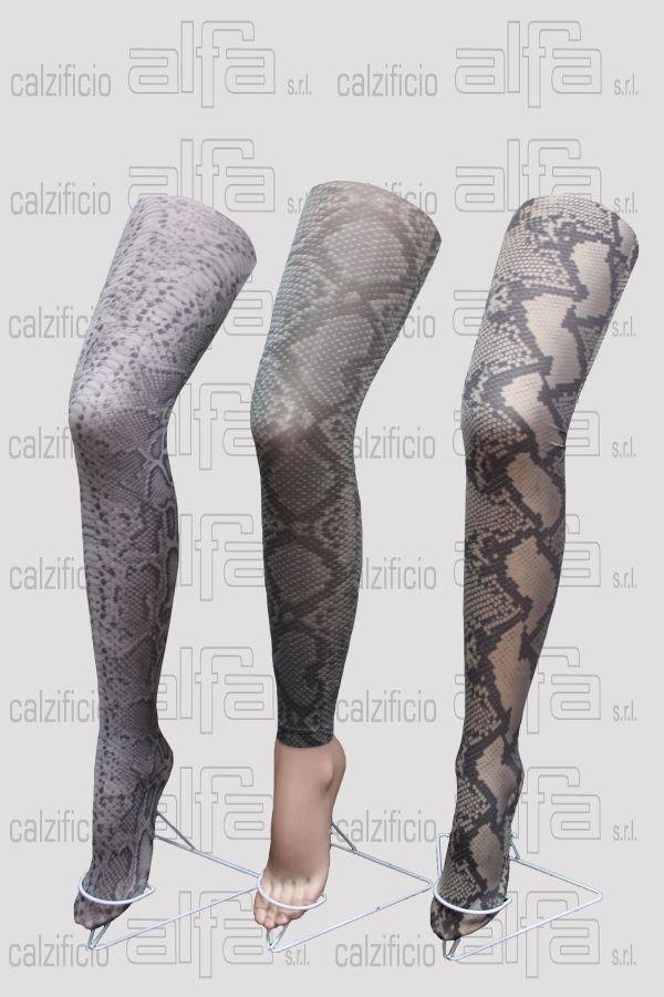 tights with animal design