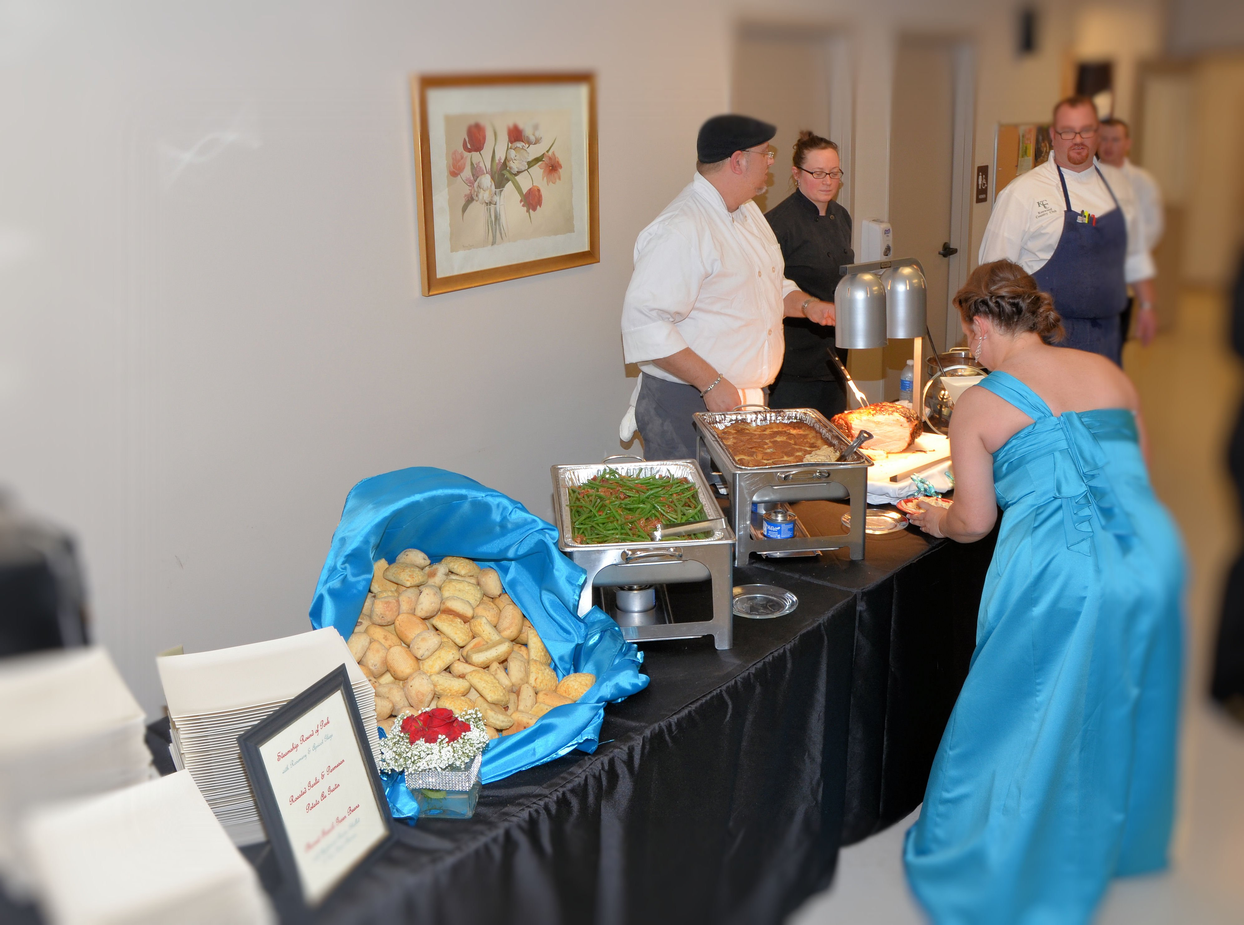 Golden Rule Catering is proud to be the exclusive caterer for The Lodge at Clermont.