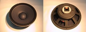 JBL 2205H with 2225 recone