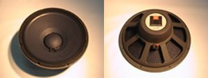 JBL 2220A with 2225 recone
