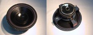 Soundstream SPL160 dual voice coil car sub-woofer
