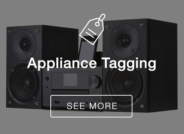 Appliance tagging