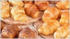 croissant, dolce, colazione