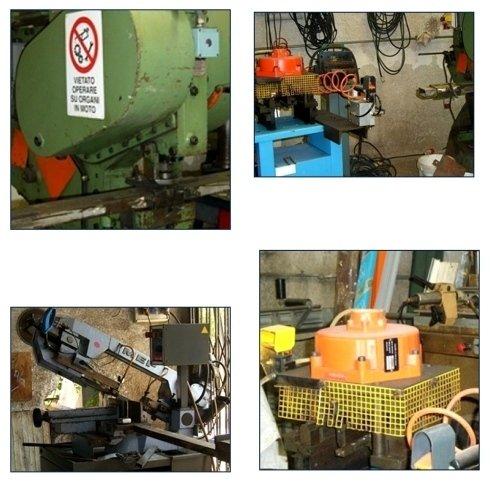 macchinari per lavorazione ferro