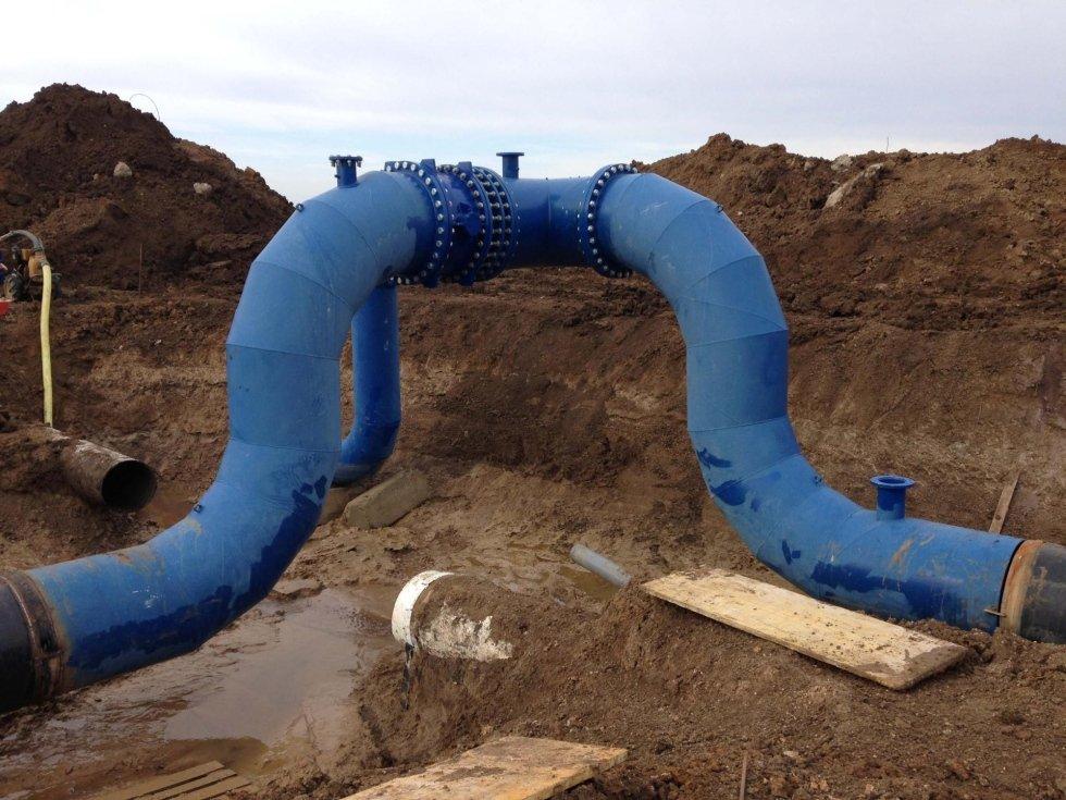 ristrutturazioni di acqua conduttura
