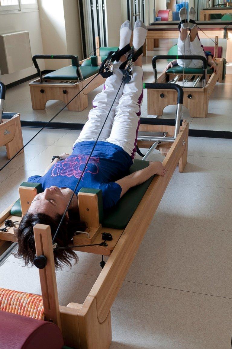 Esercizio pilates