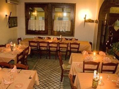 ristorante La Rustica