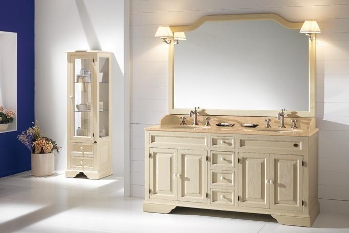 Mobili per il bagno classici e moderni roma edilgabrielli for Mobili bagni classici