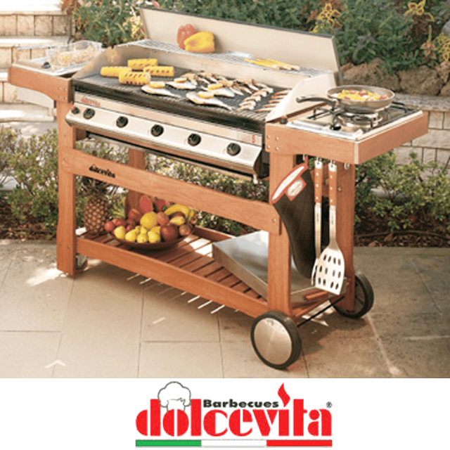 Barbecue dolcevita