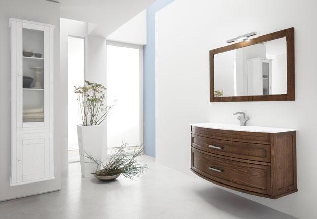 Mobili per il bagno classici e moderni roma edilgabrielli - Mobiletti bagno classici ...
