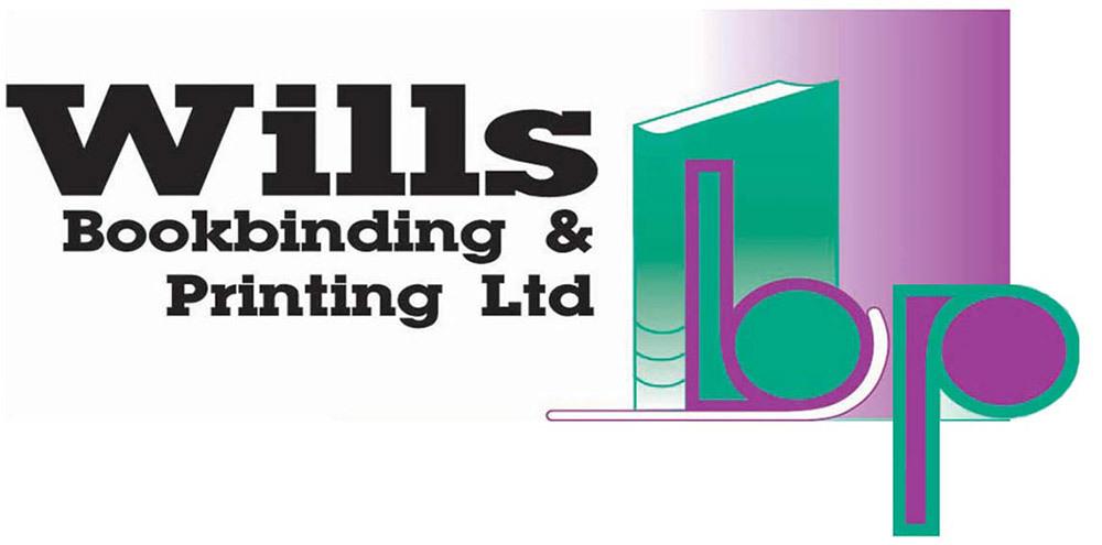 Wills Bookbinding and Printing logo