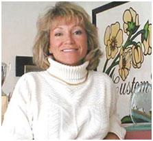 Portrait of Gilda Carvajal-Richardson