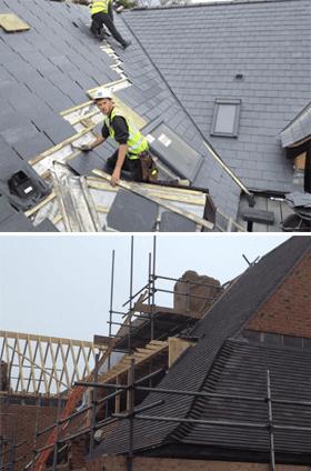 Roof Repairs Burton On Trent Steve Brewin Roofing