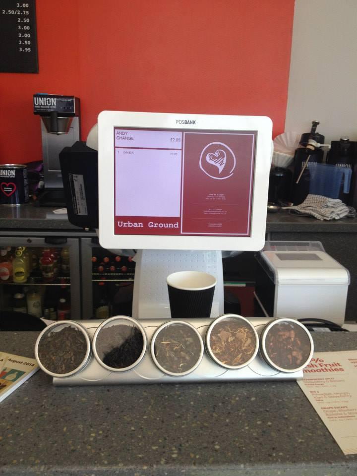 personalised customer view screen