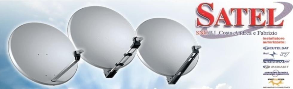 Impianti Sistemi di ricezione da satellite