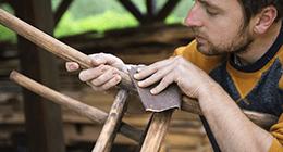 manutenzione mobili in legno