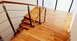 scale in legno cisano bergamasco