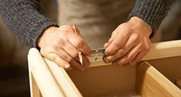 riparazione mobili in legno