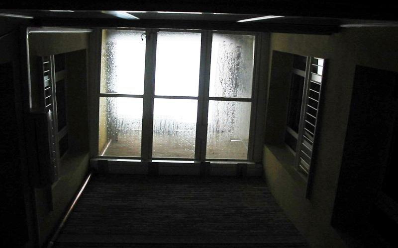 manutenzione finestre in alluminio