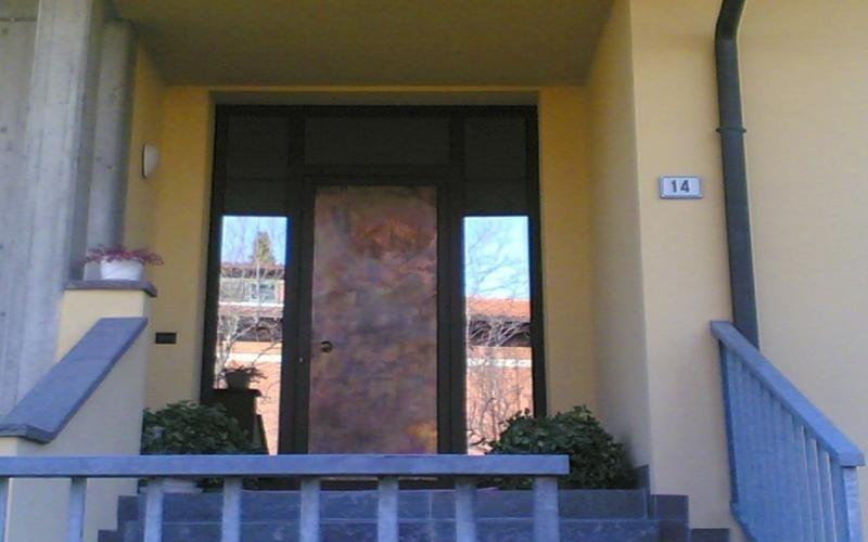 realizzazione porte esterne per abitazioni