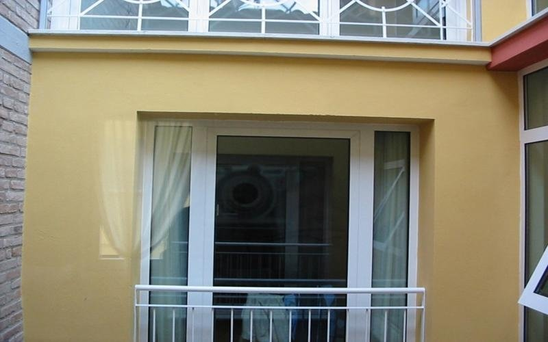 realizzazione finestre in alluminio