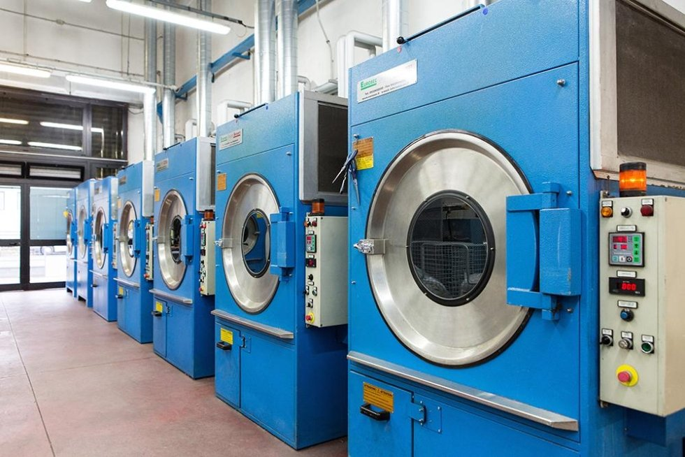 lavanderia industriale Lugli