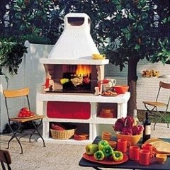Forni e Barbecues