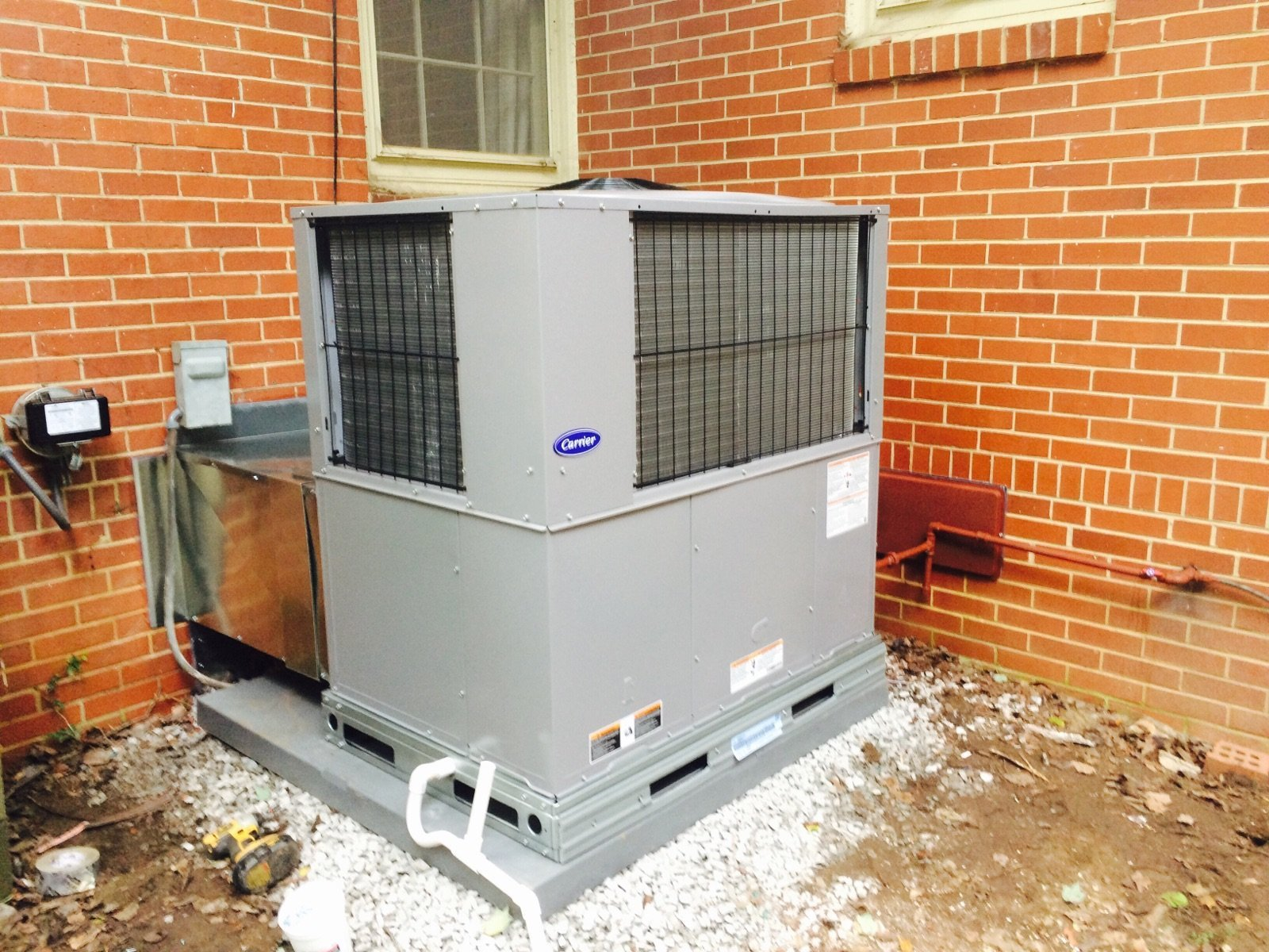 Ac Amp Heating System Installations Dilligence Heating