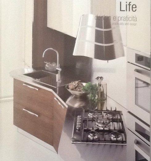 Idea di cucina angolare