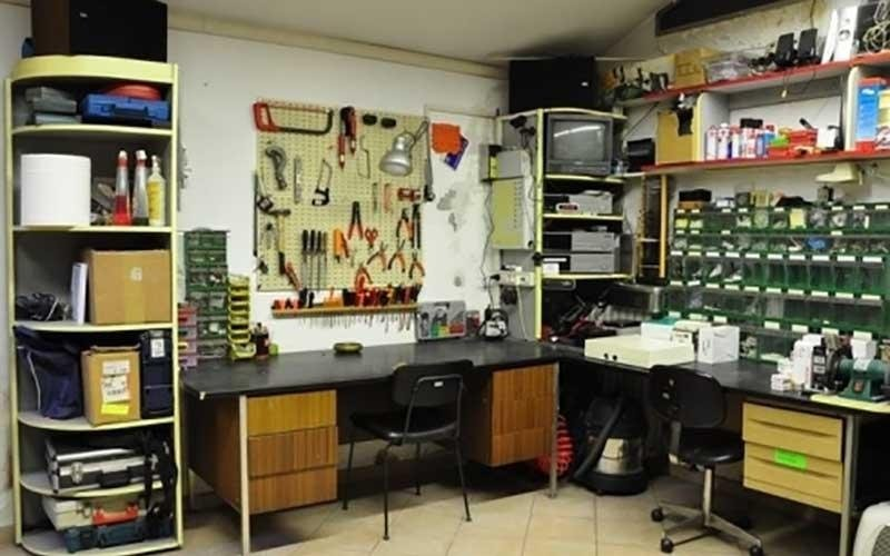 ufficio antifurti elkron torino