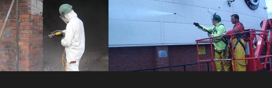 Soda Blasting - Newcastle, Manchester, South Sheilds - Intertank Services Ltd