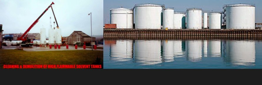Tank Services - Newcastle, Manchester - Intertank Services Ltd