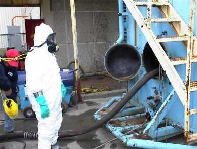 Tank Cleaning  - Newcastle, South Sheilds, Manchester - Intertank Services Ltd