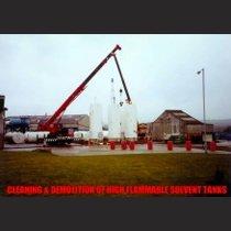 Demolition - Newcastle, South Sheilds, Manchester - Intertank Services Ltd
