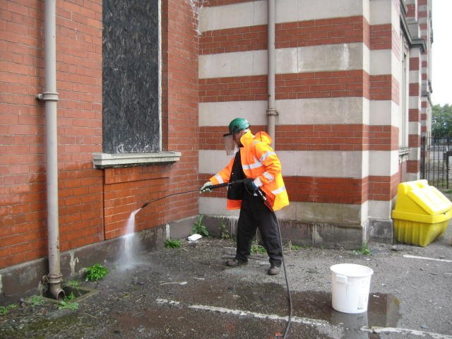 Chemical cleaning - South Sheilds, Newcastle - Intertank Services Ltd