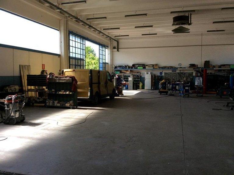 garage carrozzeria
