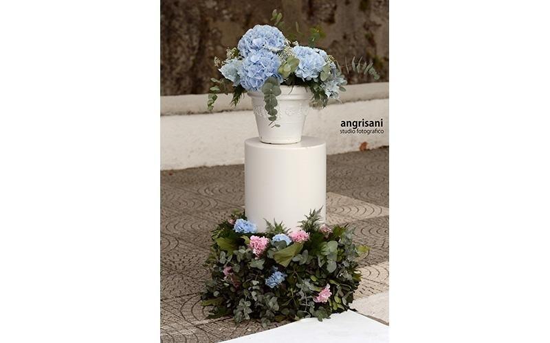 bouquet in esposizione