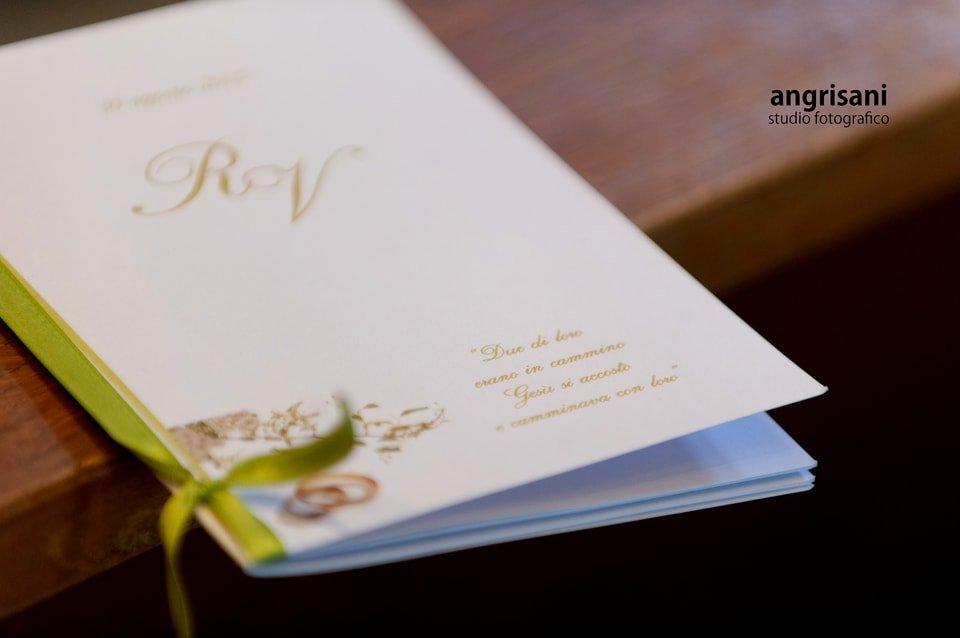 quaderno con fogli