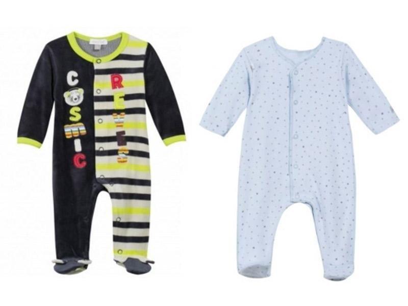 abbigliamento neonato per entrambi i sessi