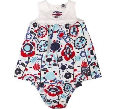 abbigliamento tuc tuc vestito bambina con disegni  di vario tipo