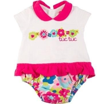 abbigliamento tuc tuc body bimba rosa con le frappe